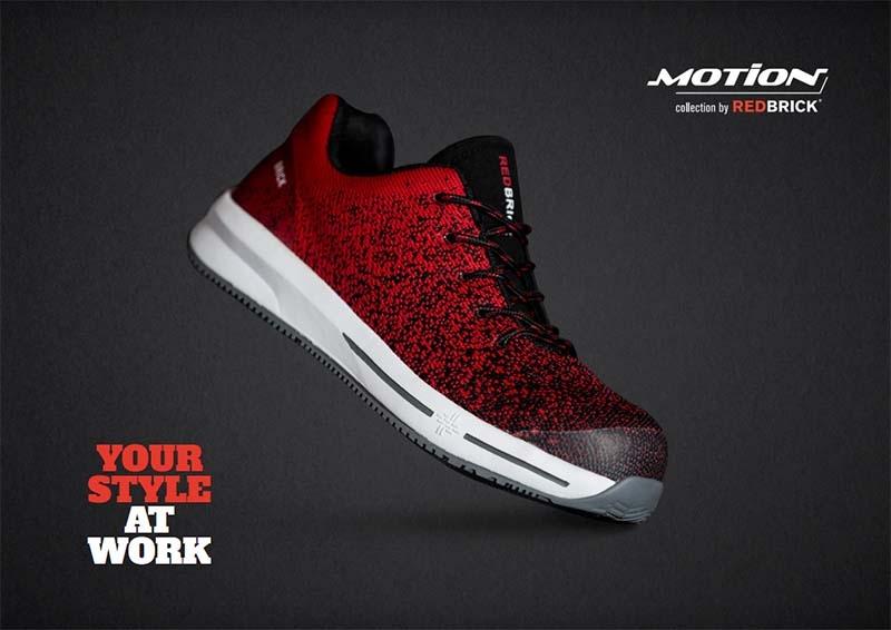 Redbrick Werkschoenen.Redbrick Motion Werkschoenen Werkschoenencentrum Nl